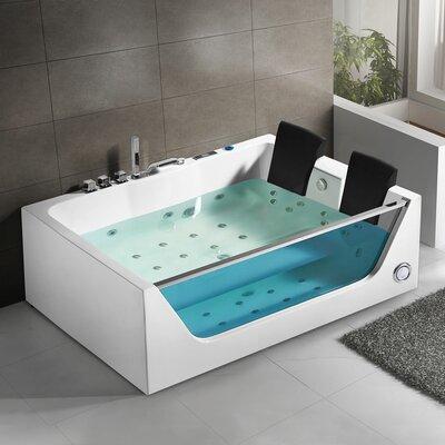 Find The Perfect Corner Bathtubs Wayfair