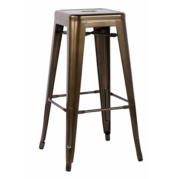 Cressida 30 Bar Stool (Set of 2) by 17 Stories