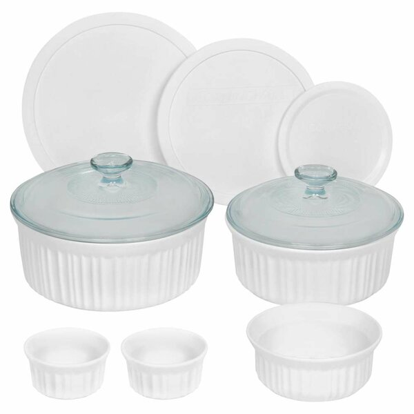 10 Cup Non-Stick Set by Corningware
