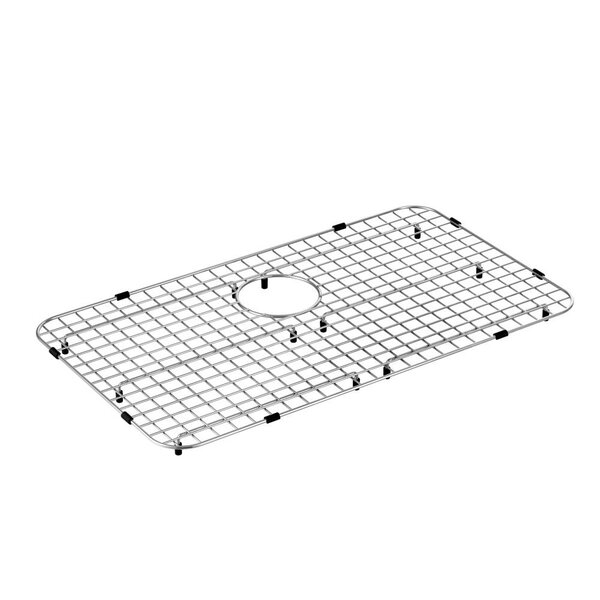 Moen® 30 x 18 Stainless Steel Bottom Sink Grid by Moen