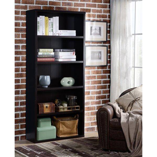 Fairground Wood Standard Bookcase By Red Barrel Studio