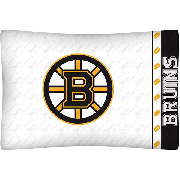 NHL Pillow case by Sports Coverage Inc.