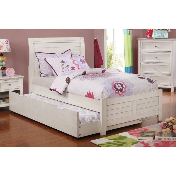 Sebring Storage Sleigh Bed by Harriet Bee