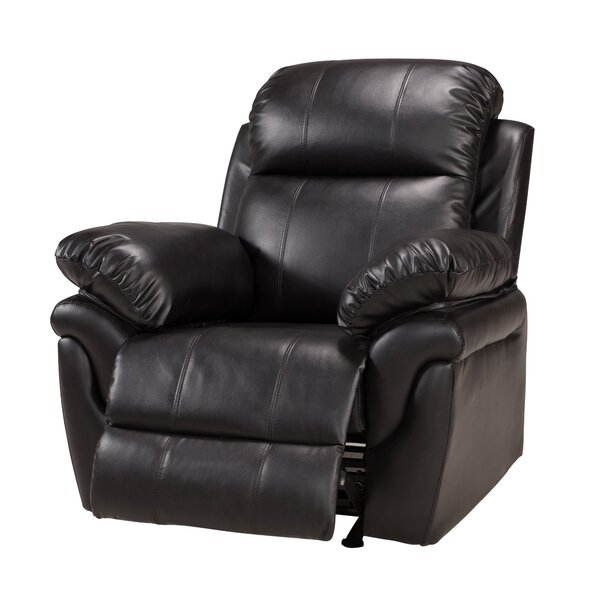 Avron Manual Rocker Recliner by Primo International