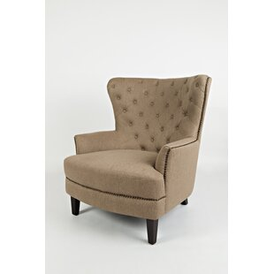 Reviews Januario Wingback Chair By Birch Lane™
