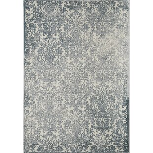 Reviews Brigette Gray Area Rug By House of Hampton