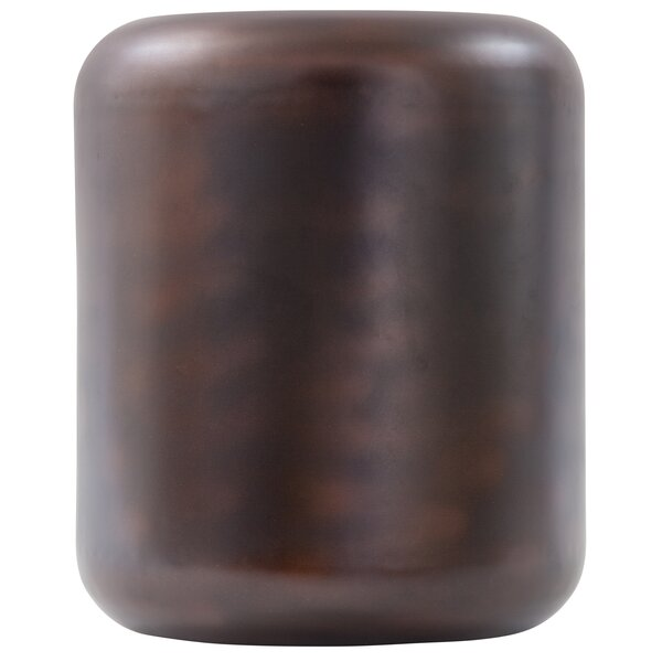Ohanlon Capsule Accent Stool by Bloomsbury Market