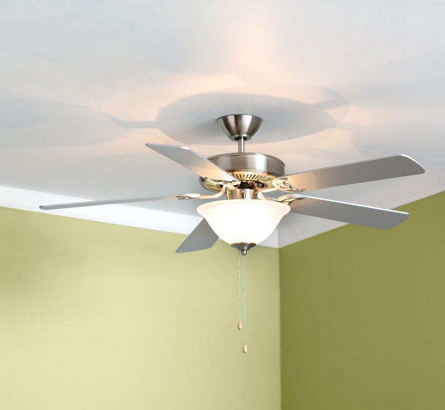 Three Posts 52 Quot Hamlett 3 Light 5 Blade Ceiling Fan
