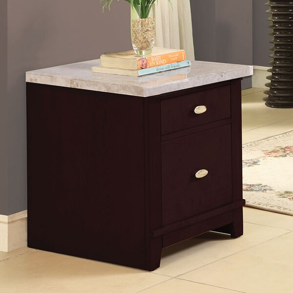 Murphy 2 Drawer Accent Chest by A&J Homes Studio A&J Homes Studio