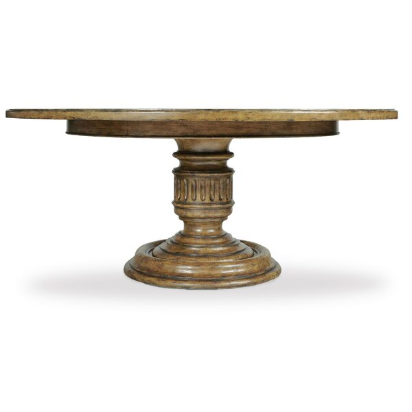 Auberose Pedestal Dining Top by Hooker Furniture