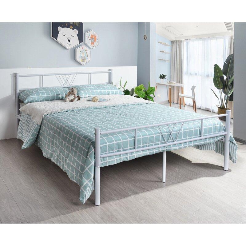 Alwyn Home Elmore Bed Frame Reviews