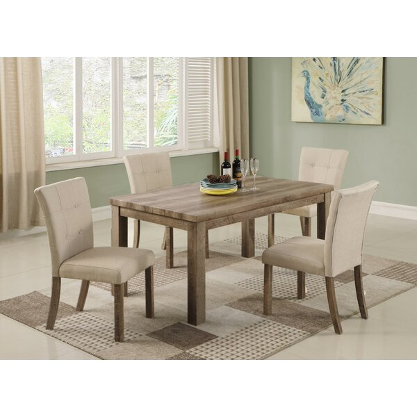 Cremont 5 Piece Dining Set by Ophelia & Co.