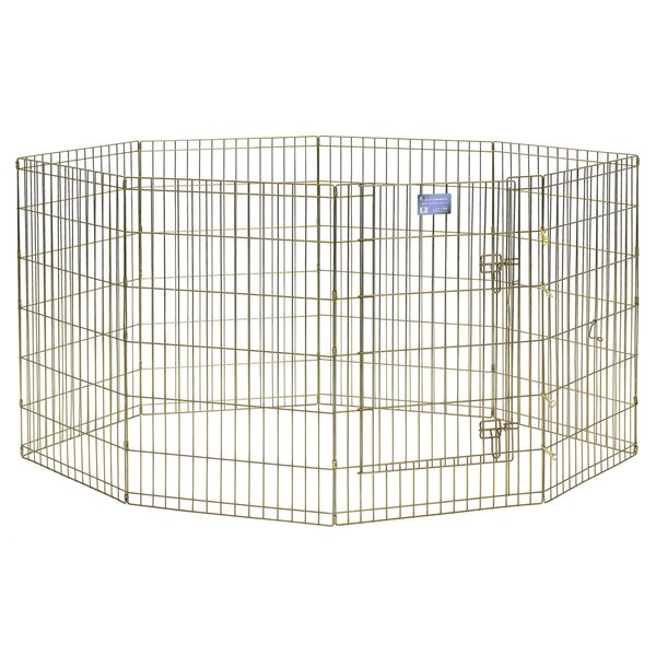 Exercise Dog Pen by Midwest Homes For Pets