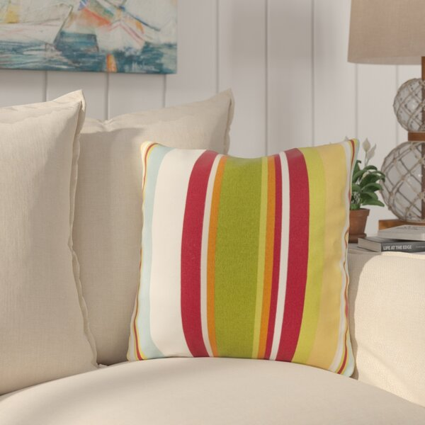 Lyra Outdoor Pillow Cover by Bayou Breeze
