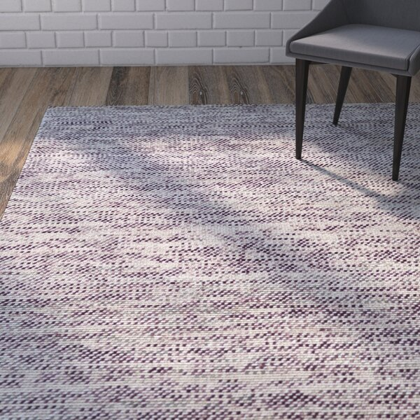 Chianna Handmade Purple Area Rug by Zipcode Design