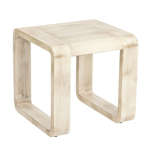 Vale Side Table by Woodard