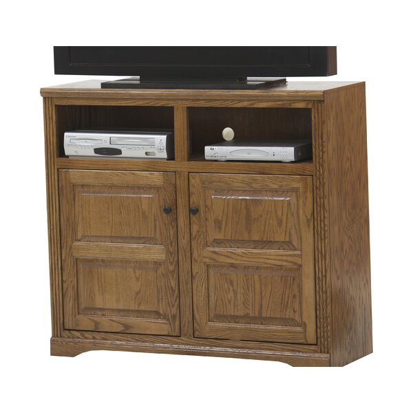 Jesse Solid Wood TV Stand For TVs Up To 58