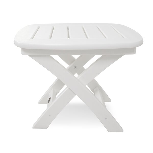 Nautical Side Table by POLYWOOD®