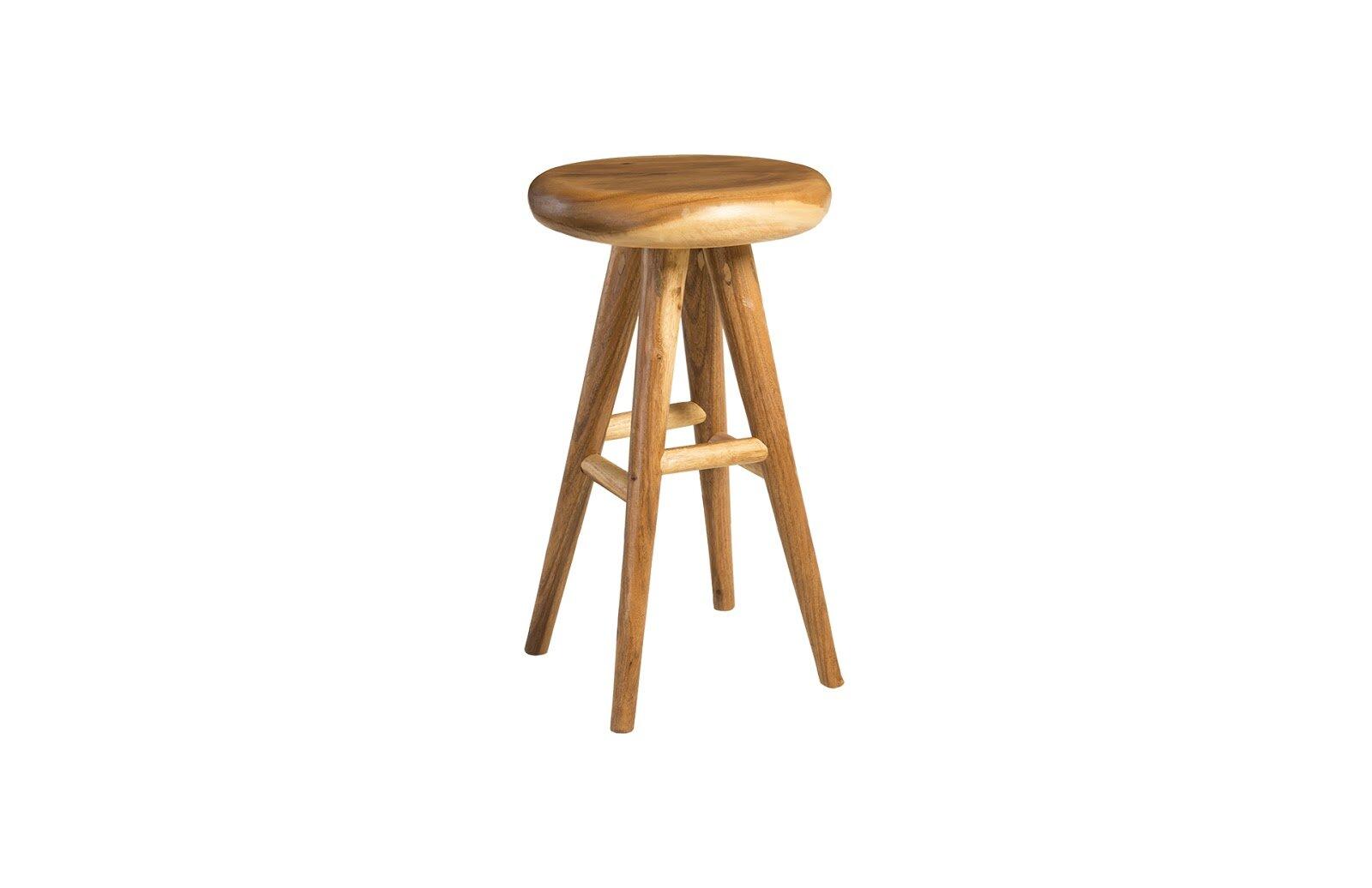 Foundry Select Clifton Wood Bar Stool Wayfair Ca