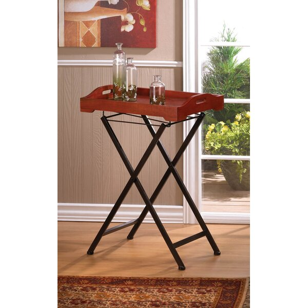 Rustic Spirit Tray Table by Zingz & Thingz