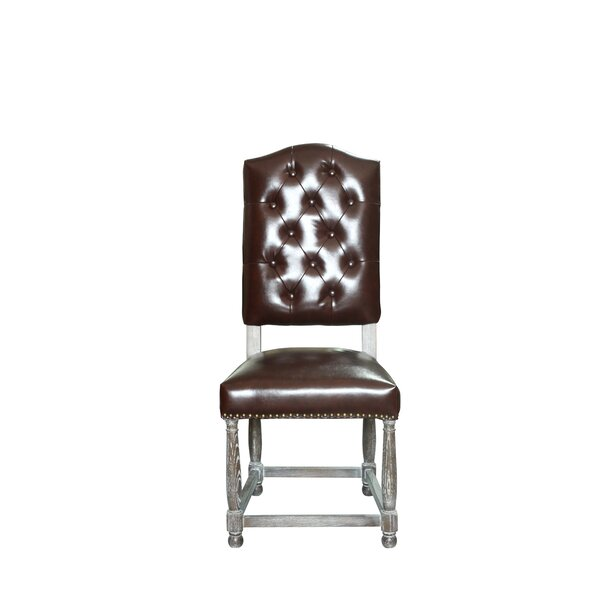 Leonard Side Chair (Set of 2) by House of Hampton