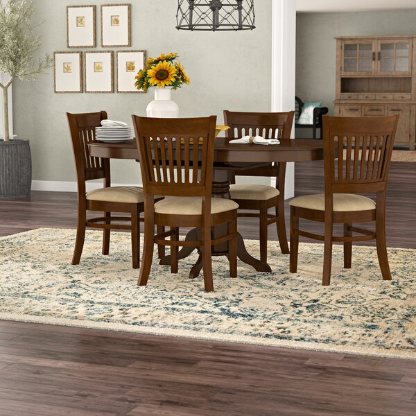 Aimee 5 Piece Dining Set by August Grove August Grove