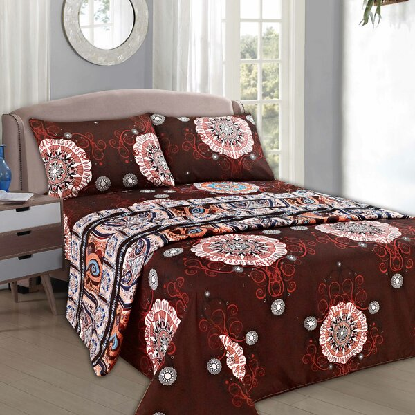 Palace 1000 Thread Count Sheet Set by Tache Home Fashion