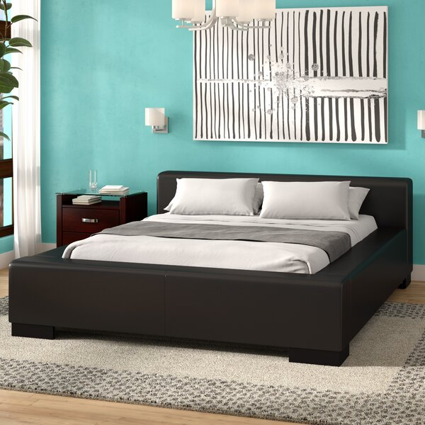 Astor Upholstered Platform Bed by Latitude Run