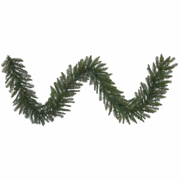 Durango Spruce Artificial Christmas Garland with 50 Lights by The Holiday Aisle