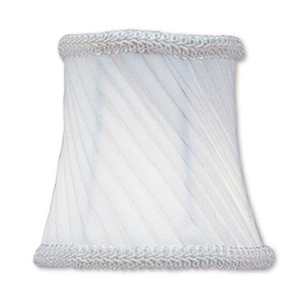 4 Silk Bell Clip-on Candelabra Shade by Astoria Grand