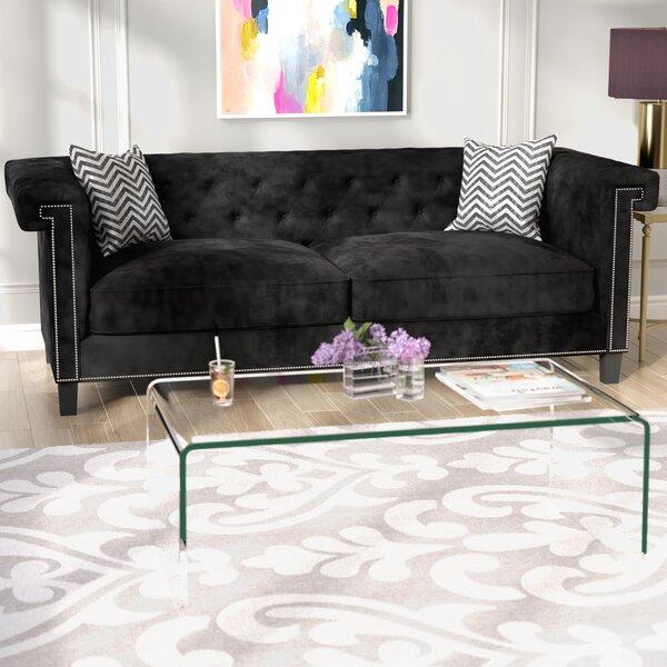 Grosvenor Chesterfield Sofa by Willa Arlo Interiors
