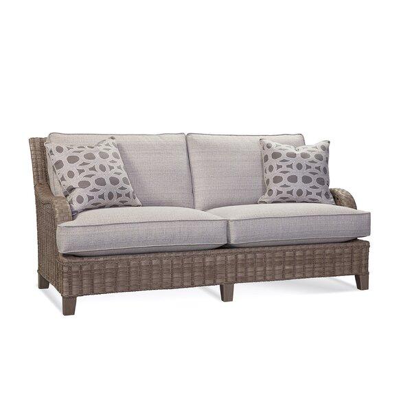 Lake Geneva Patio Sofa with Cushions
