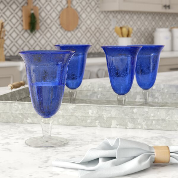 Cecelia Goblets (Set of 4) by Birch Lane™