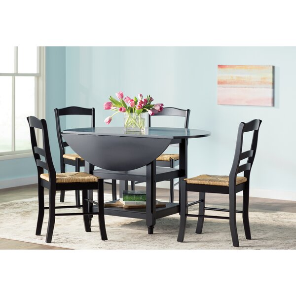 Paisley 5 Piece Dining Set by Bay Isle Home