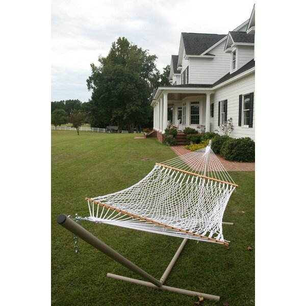 Darley Double Tree Hammock by Freeport Park