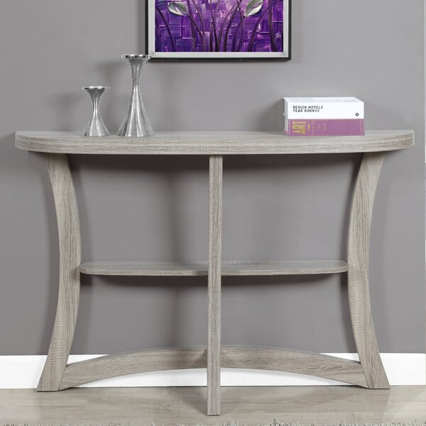 Aquin Hallway Console Table By Ebern Designs