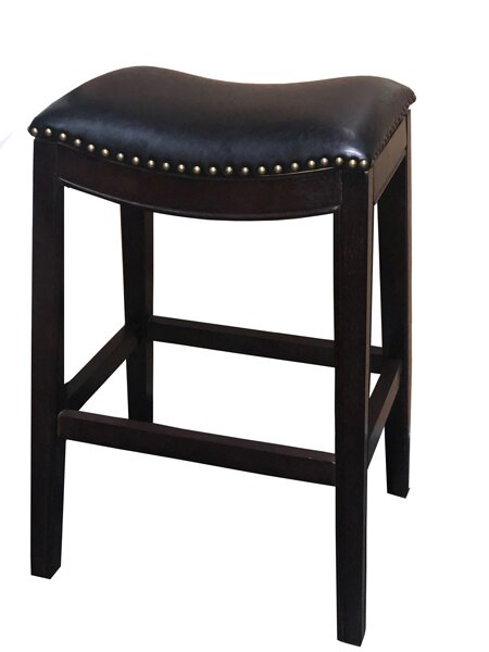 Andres 30 Bar Stool by Charlton Home