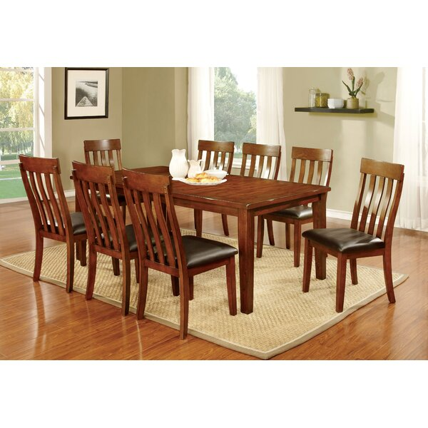 Dunham 9 Piece Dining Set by Hokku Designs