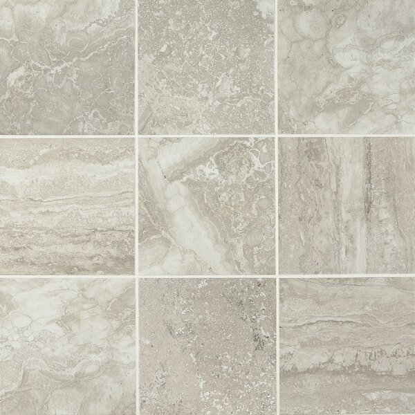 Newry 12 x 12 Porcelain Field Tile in Chantilly by Itona Tile