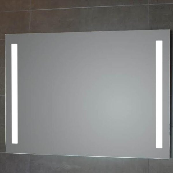 Simply LED Lighted Bathroom Wall Mirror by WS Bath Collections