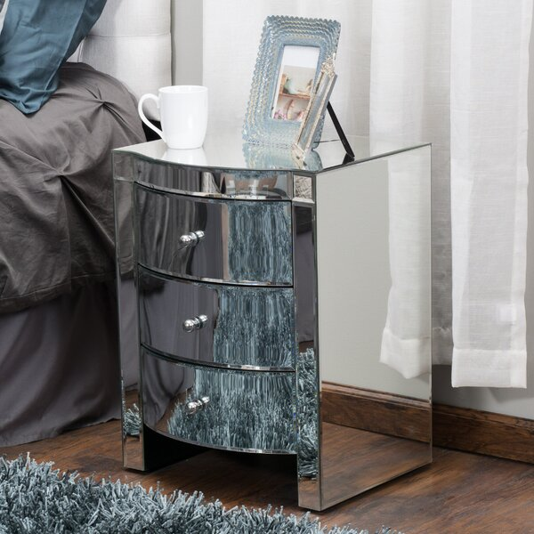 Hendrick End Table by House of Hampton