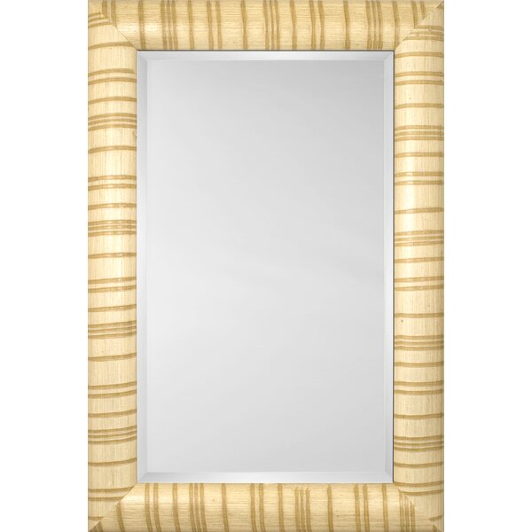 Mirror Style 81124 - Bullnose Ivory Stripe by Mirror Image Home