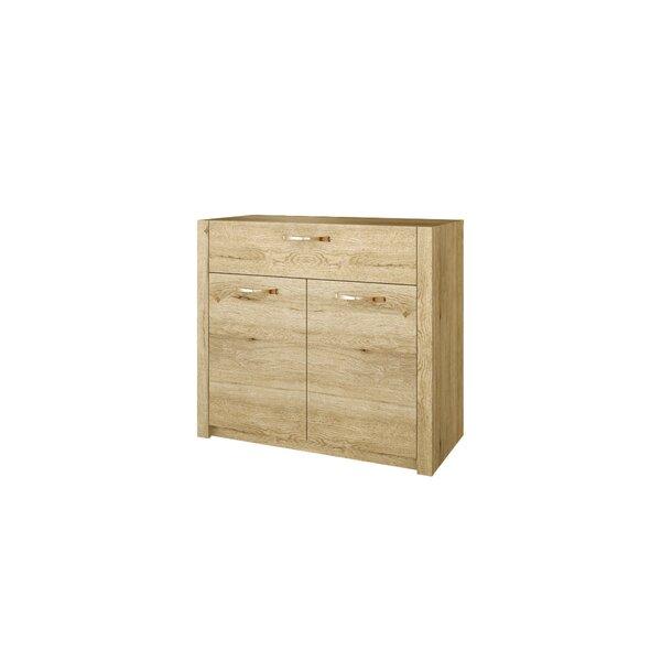 Brisco 1 Drawer Combo Dresser by Loon Peak