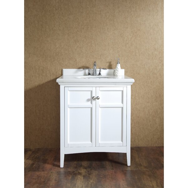 Campo 30 Single Bathroom Vanity Set by Ove Decors