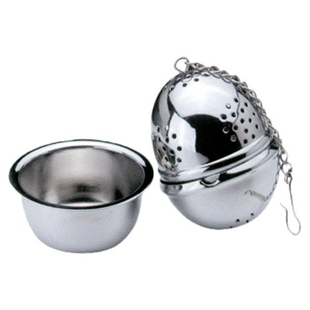 Tea Infuser with Saucer by Cuisinox