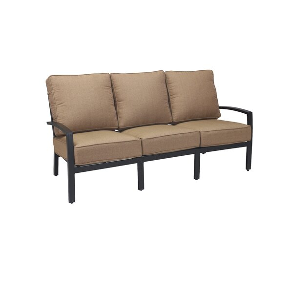 Kyree Patio Sofa with Cushions by Darby Home Co
