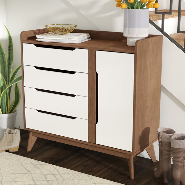 Shoe Storage Cabinet by Langley Street