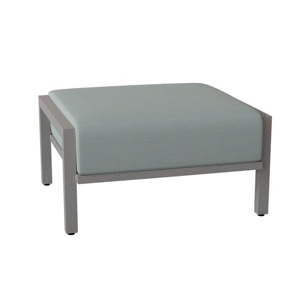 Salona Outdoor Ottoman by Woodard