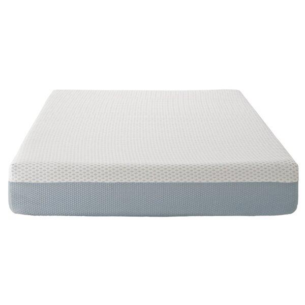 11 Medium Latex Foam Mattress by Eco-Lux