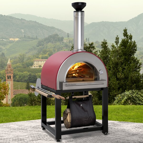 Pronto 300 Pizza Oven by Forno Venetzia